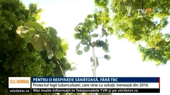 Pentru o respiraţie sănătoasă, fără TBC. Proiectul legii tuberculozei, care vine cu soluții, trenează din 2016