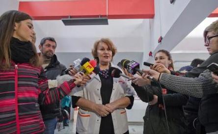 Goșa (Centrul de Transfuzie Sanguină București): Nu am reușit să creștem numărul donatorilor așa cum am fi dorit