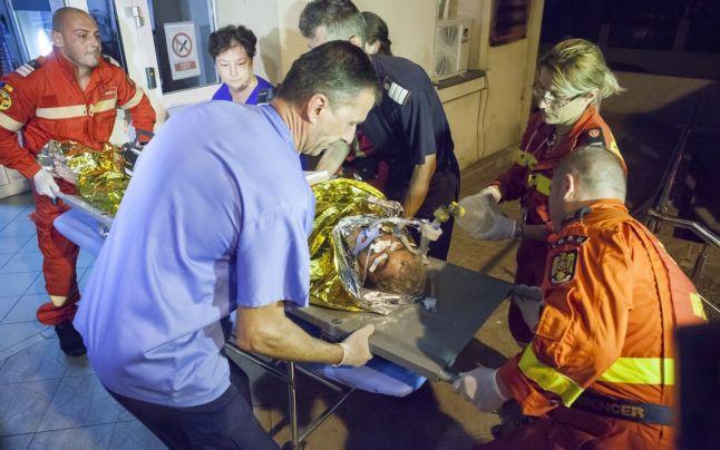 """""""Marii Arşi"""" care ajung la Iaşi sunt plimbaţi prin ţară, în lipsă de paturi pentru pacienţii cu arsuri"""