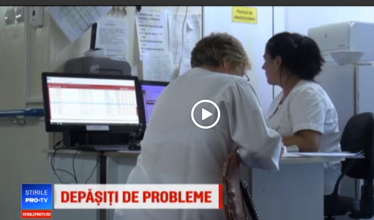 Lipsă de personal la cel mai mare spital din SE țării. Cele mai afectate secții
