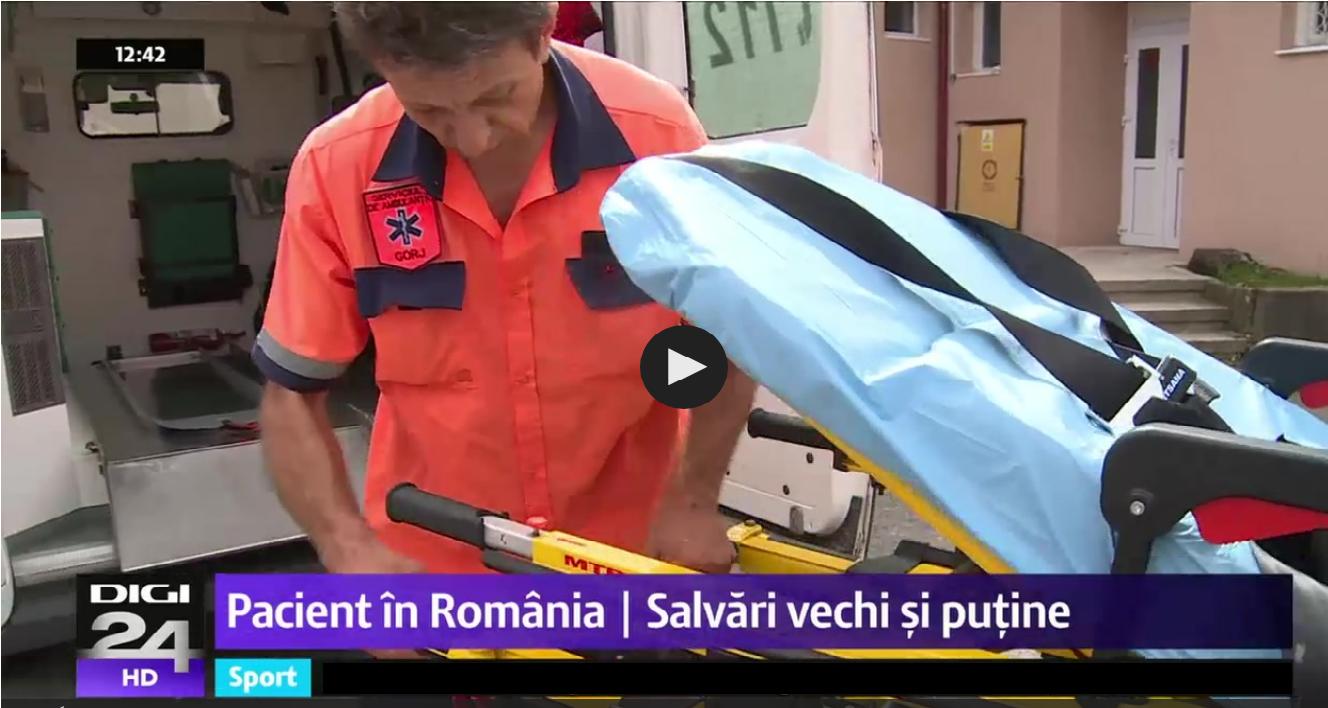 Pacient în România|Când salvarea devine un pericol pentru bolnavi
